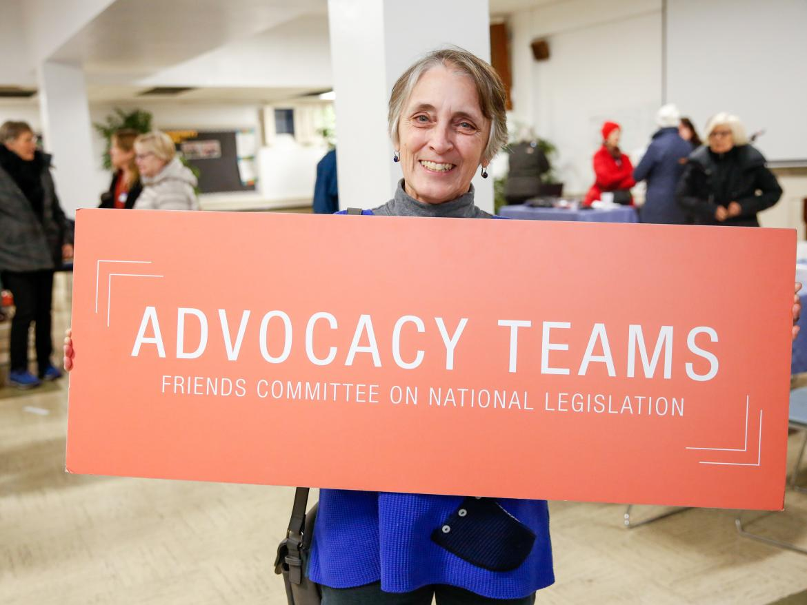 People: Nancy Houston at Advocacy Teams Summmit Annual Meeting 2018